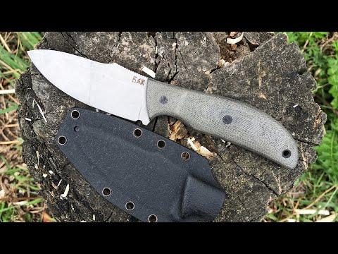 Размер имеет значения! ZH Knives Palmistry
