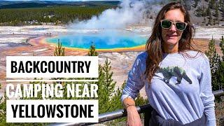 Camping Near Yellowstone Natİonal Park | Bridger-Teton National Forest of Wyoming