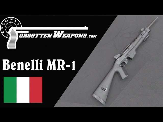 Benelli MR1: Not Actually an AR15!