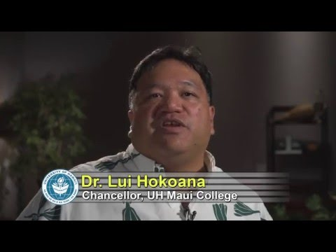 UH Maui College Online Orientation: Fall 2016