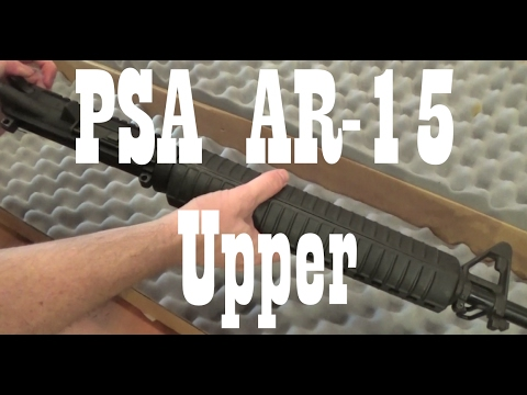 M16A4 PSA Freedom UPPER (AR-15):Unboxing