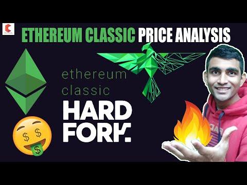 Ethereum Classic (ETC) Price Analysis & Hardfork In JUNE, Pump Incoming - CRYPTOVEL