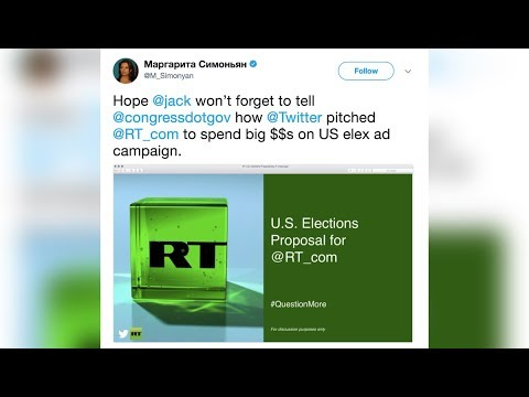 Twitter Bans RT and Sputnik Ads, Who's Next?