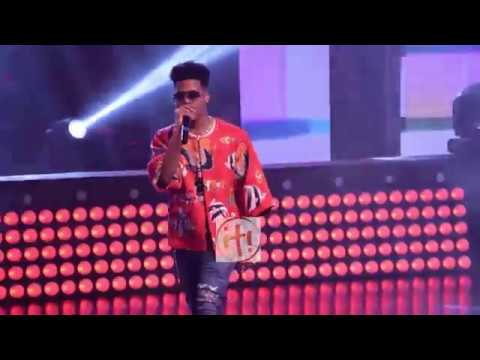 Nasty C full performance at Ghana Music Awards 2018 (HD)