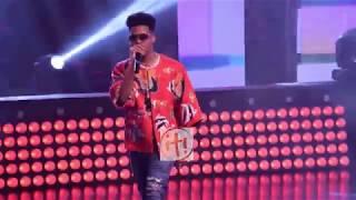 Nasty C full performance at Ghana Music Awards 2018 (HD)
