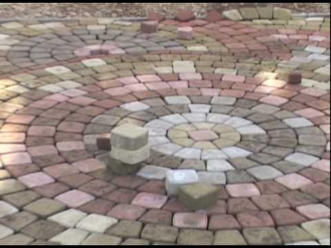 Pisos Decorativos De Adoquines De Hormig N Youtube