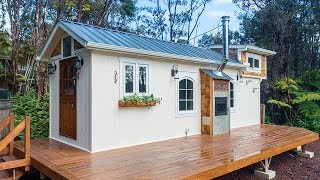 Absolutely Gorgeous 2018 HGTV's Tiny Paradise Cottage Home | Lovely Tiny House