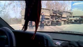 Авария Узловая-Новомосковск
