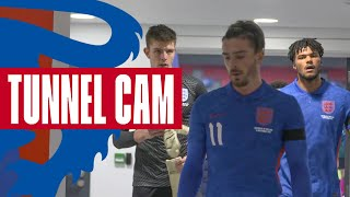 Behind-The-Scenes As Three Lions Impress Against Ireland | Tunnel Cam | England 3-0 Ireland
