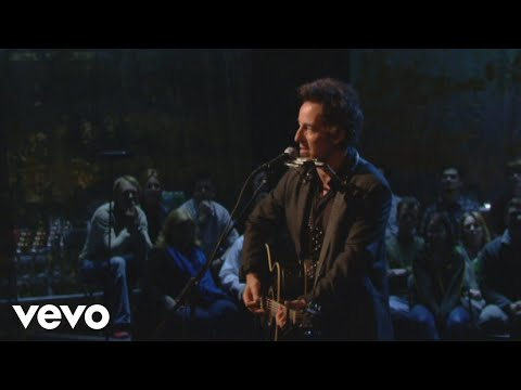 Bruce Springsteen - Show Introduction (From VH1 Storytellers)