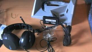 Roccat Kave True 5.1 Surround Sound Gaming Headset Review & Un-boxing!