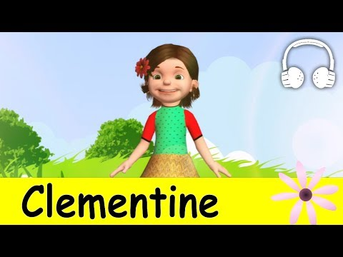 Oh My Darling, Clementine  Family Sing Along  Muffin Songs