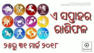 Weekly Rasi Phala