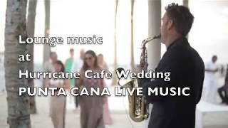 House music Huracan Cafe wedding