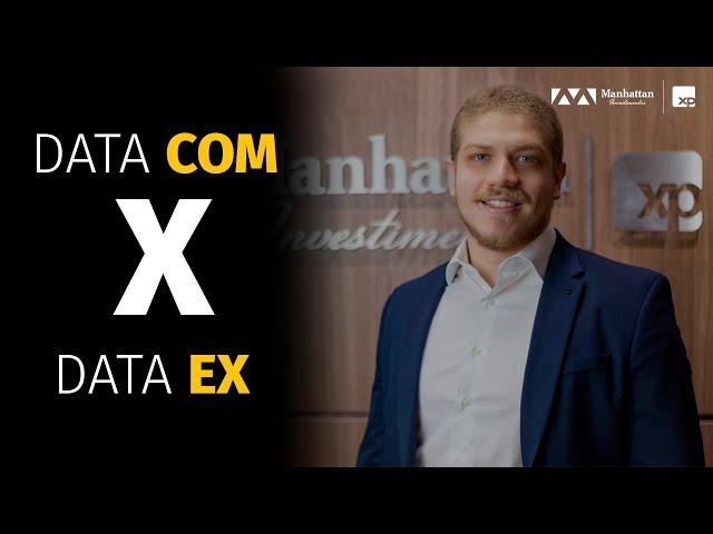 DATA COM & DATA EX - ENTENDA COMO ISSO INTERFERE NOS DIVIDENDOS!