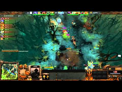 Fnatic vs Alliance - TPL4 Playoffs Game 1