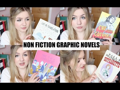 Non-Fiction Graphic Novels | Chat & Recommendations