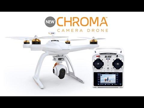 NEW - Chroma Camera Drone - 30 Min Flight Time!