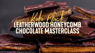 Chocolate Masterclass with Koko Black: Learn to make their signature Tasmanian Leatherwood Honeycomb