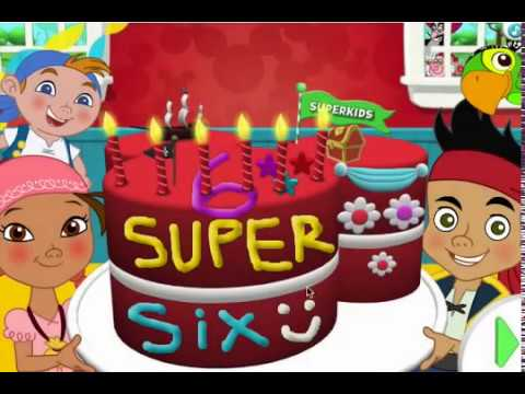 Happy Birthday 6 Years Old From Disney Junior Youtube