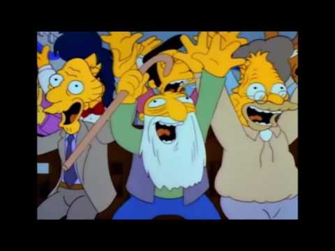 The Simpsons | Monorail Song