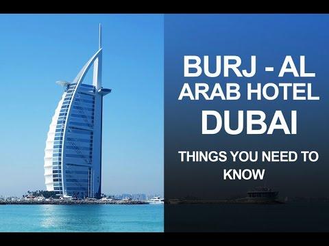 The burj al arab hotel dubai things you need to know for Burj al arab hotel