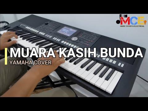 Karoke Muara Kasih Bunda (IBU) Eri Susan- Cover  Keyboard Yamaha PSR S950