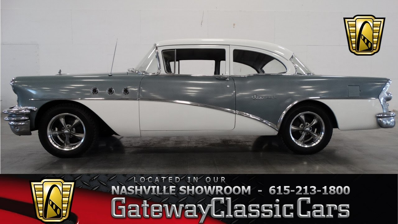 1955 Buick Special - Gateway Classic Cars of Nashville #25 - YouTube
