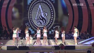 [HD] 110619 After School - Shampoo & Because of You