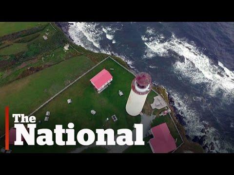 Erosion takes toll on Gaspé coast