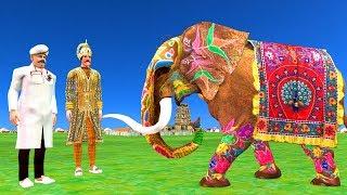 पशु चिकित्सक Hindi Kahaniya | Panchtantra Moral Stories | Bedtime Stories Fairy Tales