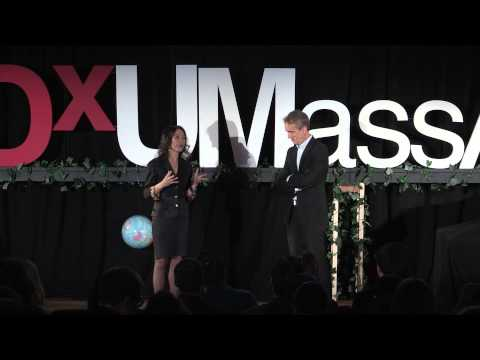 The triple package: Amy Chua & Jed Rubenfeld at TEDxUMassAmherst 2014