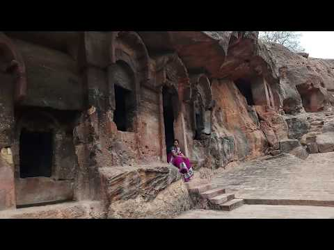 2000 years Cave discovered by archaeological survey of India..