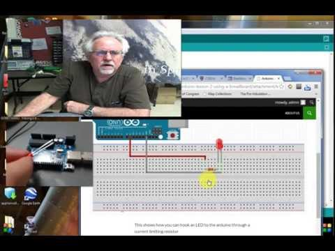LESSON 2: Simple Arduino Breadboard Tutorial