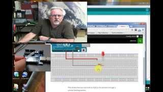 LESSON 2: Simple Arduino Breadboard Tutorial