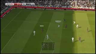 PES 2014 PC Gameplay On GT 540M [HD]