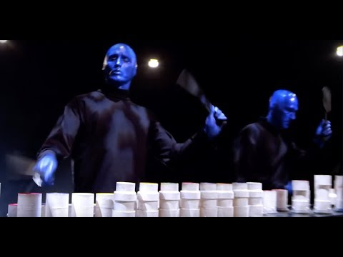 The Forge Official Music Video | Blue Man Music | Blue Man Group
