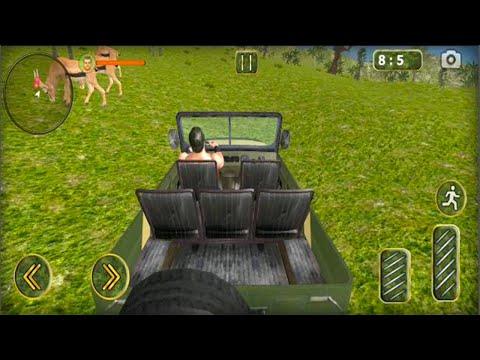 Sniper Hunters Survival Safari - Android GamePlay - Hunting Games Android #7