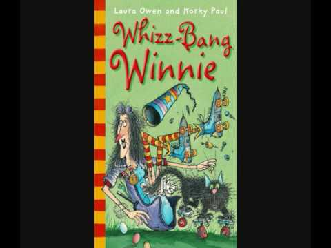 Children's Audiobook: 'Whizz Bang Winnie' By Valerie Thomas And Korky Paul.