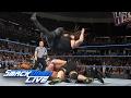 John Cena Vs. Bray Wyatt Vs. Aj Styles - Wwe Title Triple Threat Match: Smackdown Live, Feb 14, 2017 video