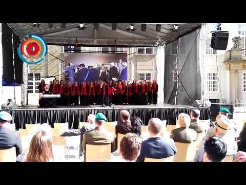 Чешский хор исполнил песню о Геноциде армян