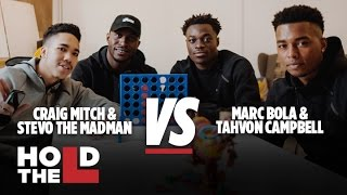 Marc Bola and Tahvon Campbell Vs Stevo The Madman and Craig Mitch - Hold The L