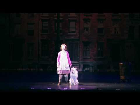 Annie at North Carolina Theatre