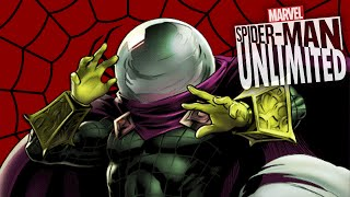 Spider Man Unlimited Mysterio Bosses