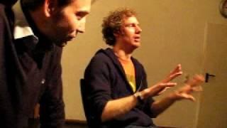 Leonard Schmieding & DJ Opossum - Wie hat sich Hip Hop in der DDR zu Repression verhalten?