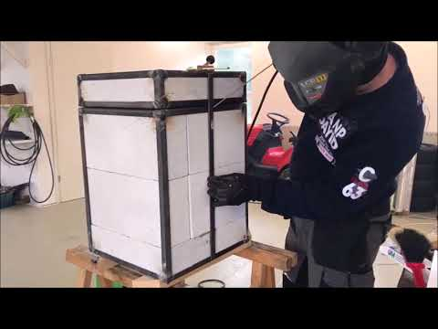 Heat Treating Oven By Airbalancer23