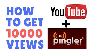 Video How to get 1000 views on YouTube | Using Pingler.com & SEO | Easy Trick download MP3, 3GP, MP4, WEBM, AVI, FLV Agustus 2018