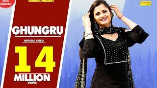 Harayanvi Hot Song- Ghungru | Speekar | Pawan Gill | Yaspreet Kaur