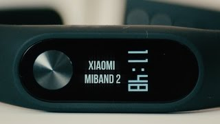 Xiaomi MiBand 2. Распаковка, сравнение с MiBand 1s. Banggood.com