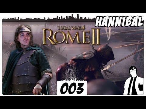 Rome 2 - Lusitaner #003 - Blitz & Donner [Deutsch] | Let's Play Rome II Hannibal DLC